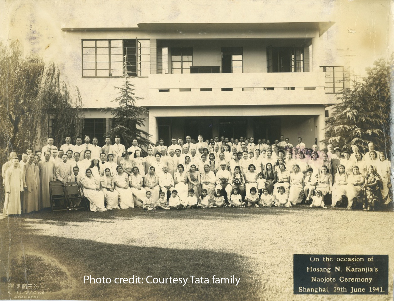 Exclusive: A shared history – The Tatas in ShanghaiExclusive: A shared history – The Tatas in Shanghai