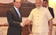 Beijing sends a warm welcome to the Modi government