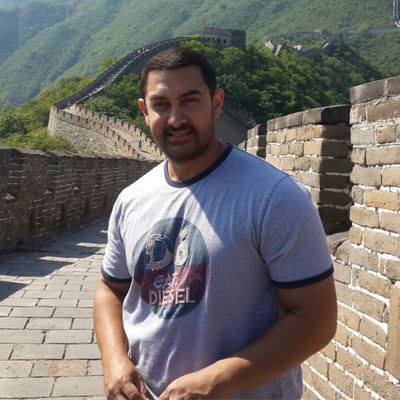 aamir great wall