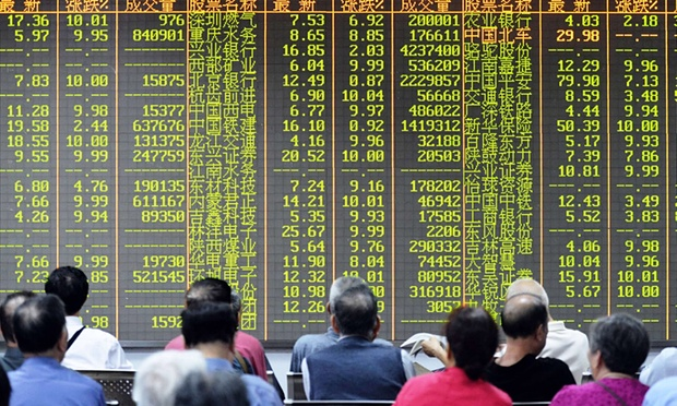 The impact of China's stock fall on India The impact of China's stock fall on India