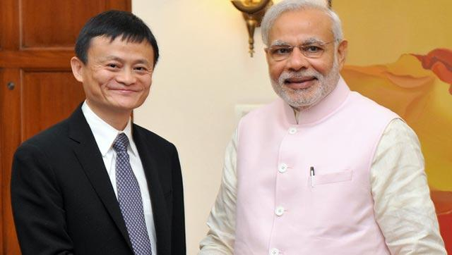 Alibaba to invest in India as funds dry up globallyAlibaba to invest in India as funds dry up globally