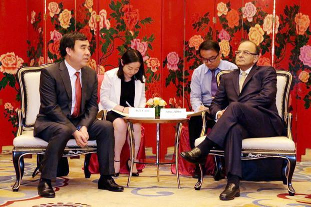 India woos China for investments in infrastructureIndia woos China for investments in infrastructure