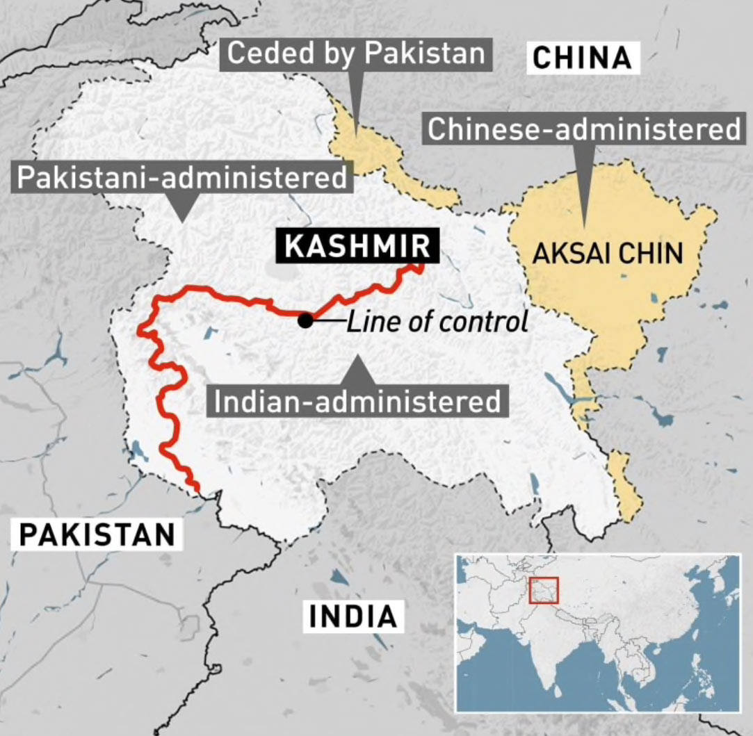 The Kashmir Corner